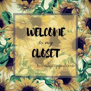 Other - Bookmark my closet! 🌻